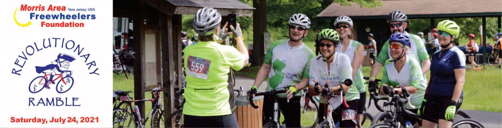 Revolutionary Ramble Bicycle Tour